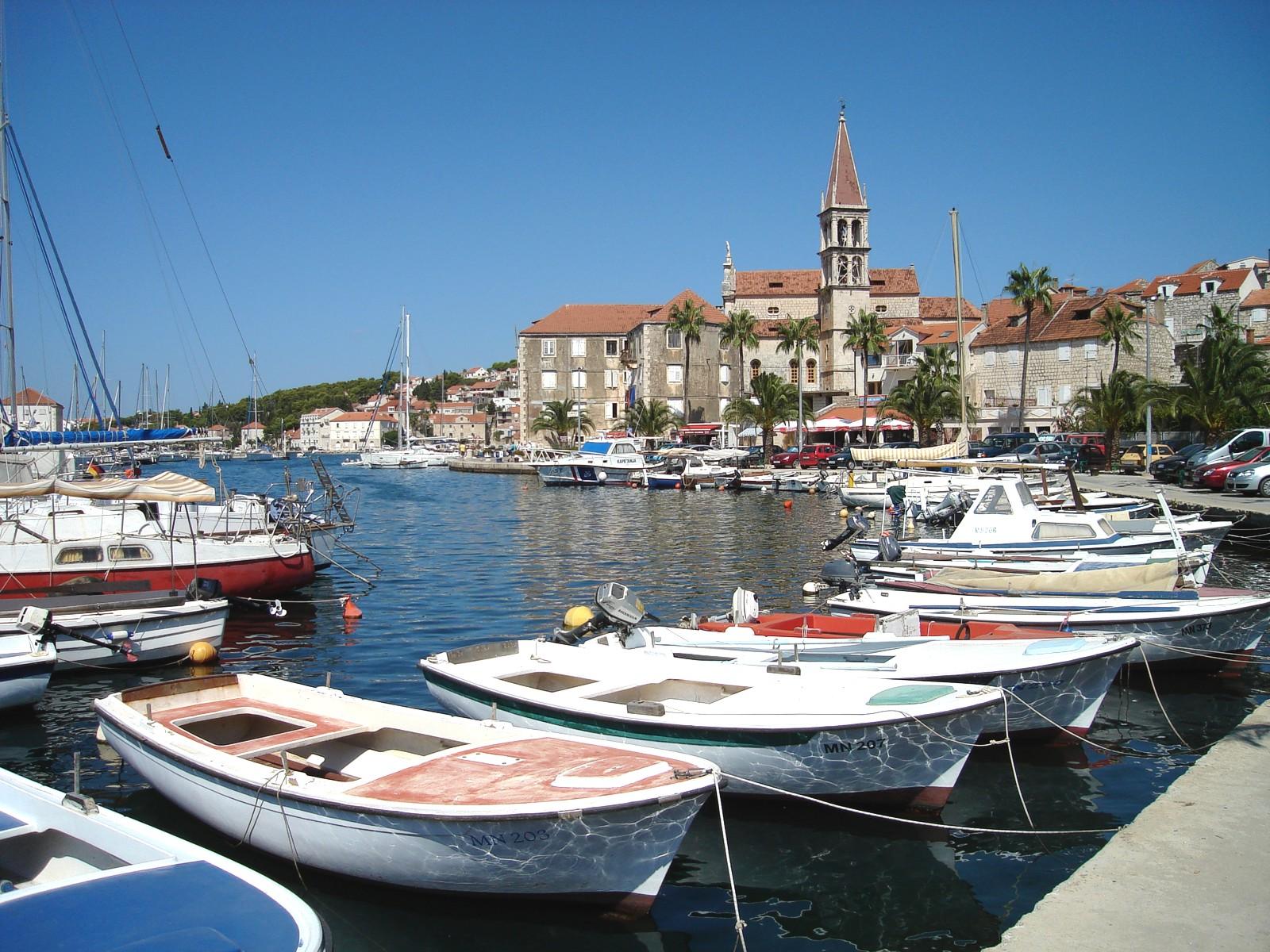 Milna Brac Croatia