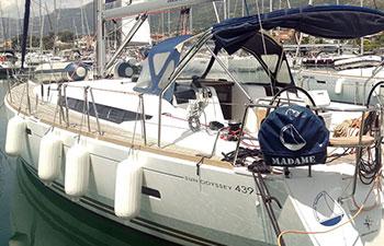 "<a href=""https://www.adriatic-sailing.hr/fleet/jeanneau-439/"">MADAME</a>"