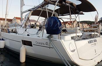 """<a href=""""https://www.adriatic-sailing.hr/fleet/oceanis-41-1/"""">WHITE BIRD</a>"""