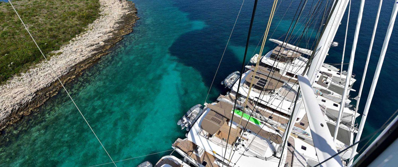 Adriatic Sailing - Best crewed catamarans Croatia - Luxury