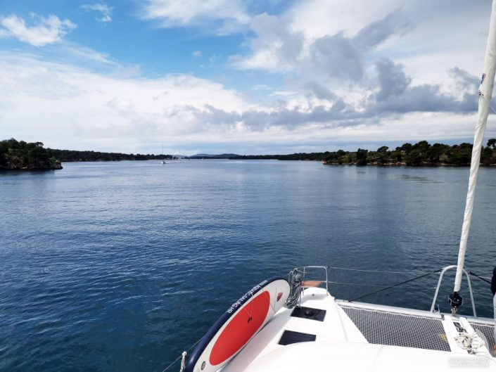 Rent a Catamaran in Croatia